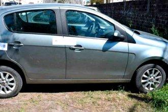 Lo detuvieron cuando se iba para Buenos Aires con el auto robado de su ex esposa