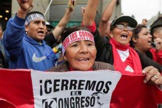 Argentina y su eterno retorno al punto de partida: La crisis peruana o cuando la política deja de interferir en la economía