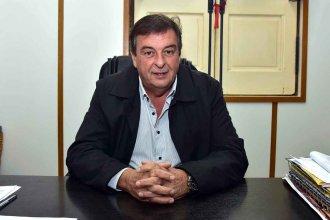 """La palabra de Mariano Rebord: """"Aunemos esfuerzos para trasladar las piletas"""""""