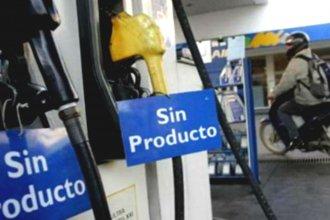 Instan a denunciar el desabastecimiento de combustible por los cupos que imponen petroleras