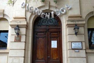 Las bibliotecas de frontera tienen su primer encuentro en la costa del Uruguay