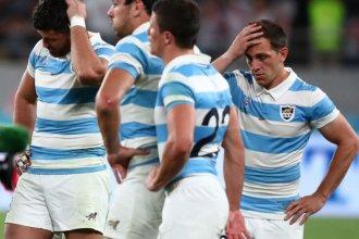 Tras una dura derrota ante Inglaterra, Los Pumas tienen pocas chances para clasificar