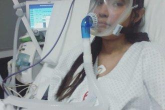 Joven entrerriana está nuevamente en emergencia nacional para un retrasplante bipulmonar