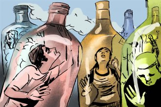 El 40% de los chicos ya beben alcohol a los 13 años