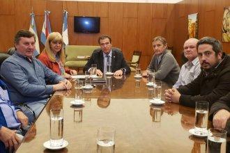 Fumigaciones: Castrillón sugirió a los productores un acuerdo y propuso una audiencia pública