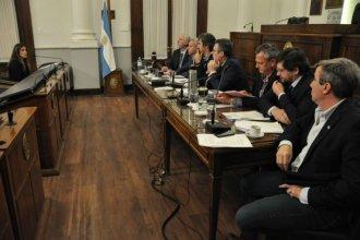 Pasaron por el Senado siete candidatos a Defensores Públicos en la Justicia entrerriana