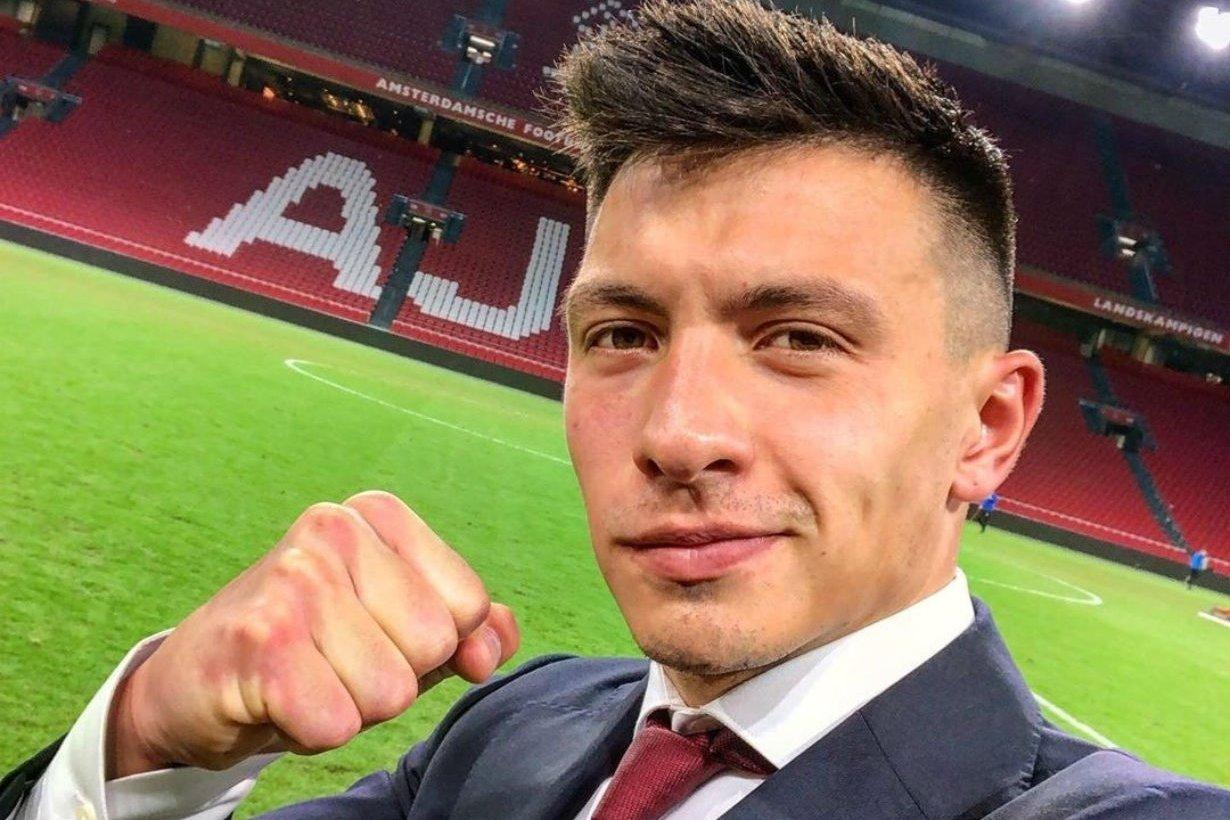 Martínez llegó esta temporada a Ajax.