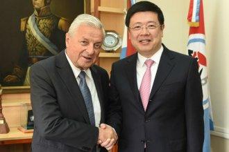 En una entrevista con Lauritto, el embajador de China en Argentina mostró interés en Concepción del Uruguay