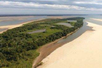 El río Paraná está más bajo que el mínimo de 2018