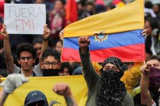 Ecuador contra las cuerdas: De todos los vecinos, tal vez el espejo que nos devuelve una imagen más cercana a la nuestra
