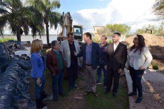 Se acerca el verano y en Colón le piden al Ejecutivo detalles de la obra en la planta de agua