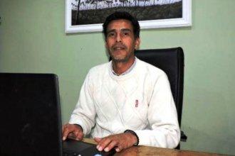 """""""Trabajo genuino en el parque industrial y una escuela técnica"""", los próximos objetivos del reelecto intendente de Ubajay"""