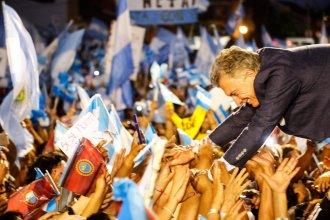 """Tras el debate, Macri vuelve a Entre Ríos para encabezar la marcha del """"Sí se puede"""" en Paraná"""