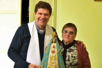 Antes de la posible visita de Francisco, la Virgen del Valle misiona por Colón