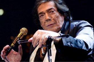 Después de once días en terapia intensiva, falleció Cacho Castaña a los 77 años