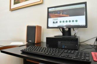 La renovación del parque informático de la Justicia provincial inicia su segunda etapa