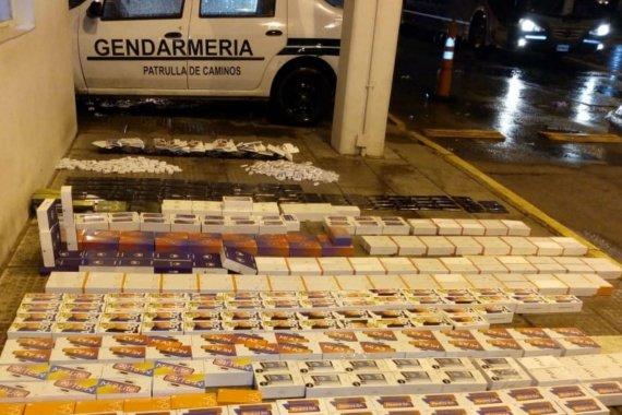 Incautaron millonario cargamento de celulares que iba a pasar por ruta entrerriana