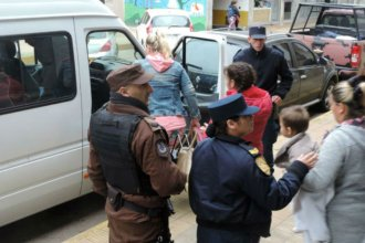 12 personas fueron trasladadas a prisión, tras indagatorias por droga hallada en Concordia