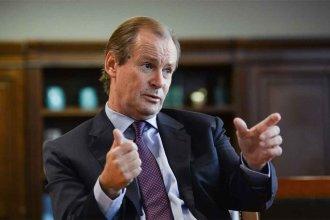 """Aludiendo a un """"enorme esfuerzo"""", Bordet habló del pago de sueldos y sobre obra pública"""