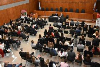Comenzaron las Jornadas para debatir posibles cambios en el Sistema Penal en Entre Ríos