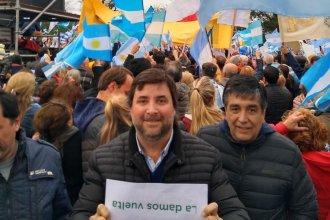 """""""Apelamos al voto reflexivo"""", dice Mattiauda que confía en que los entrerrianos voten a Macri"""