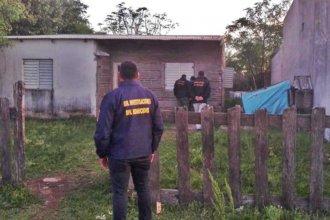 """Detuvieron una persona apodada """"El Chino"""", presunto autor del asesinato a la mujer de 71 años"""