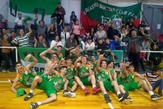 ¡Estudiantes, campeón de Entre Ríos!