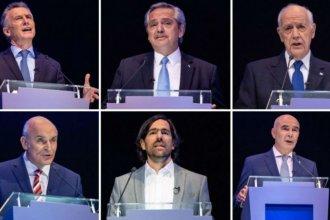 Un debate agrietado, radiografía de argentina