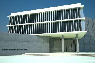 Invertirán más de $48 millones en los nuevos Tribunales de Federación