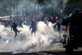 """Protestas en Chile: """"El temor en las calles es muy grande, porque se desconoce cuál será el límite"""""""