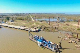 La provincia recibió 100 hectáreas en la zona portuaria de Ibicuy para el desarrollo de infraestructura