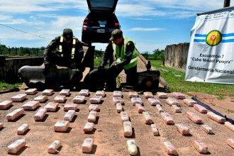 Desarmaron un auto y descubrieron 52 kilos de marihuana que tenían como destino a Entre Ríos