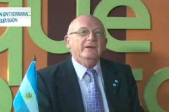 Dolor por el fallecimiento de un reconocido periodista entrerriano