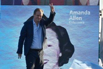 Peronistas cierran la campaña con la presencia de Bordet, bajo perfil y confiados que ganarán