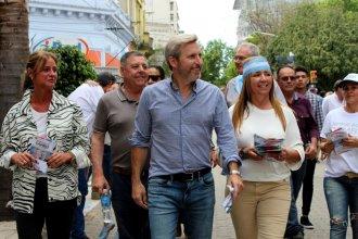 """Para Frigerio, Cambiemos """"ganó la calle"""" y también triunfará en las urnas, en segunda vuelta"""