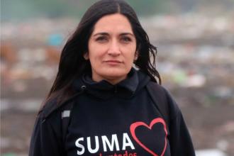 """Una entrerriana fue nombrada """"Abanderada de la Argentina Solidaria"""" por su labor social"""