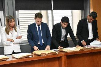 En una nueva convocatoria, recibieron seis ofertas para la prueba piloto de módulos prefabricados en juzgados
