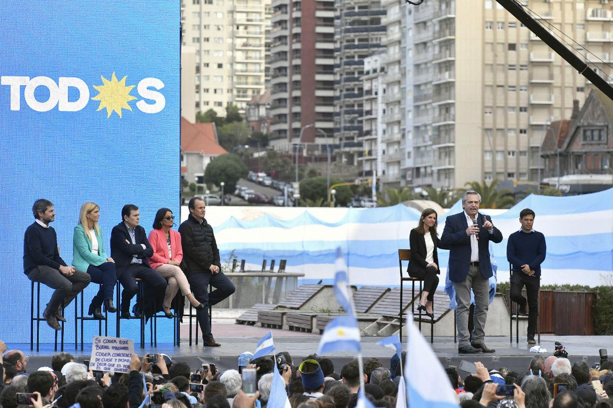 Resultado de imagen para Bordet manifestó su convicción de que Alberto Fernández será el nuevo presidente