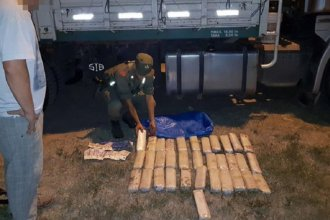 Camionero fue condenado a seis meses de prisión condicional por llevar 38 kilos de coca para masticar