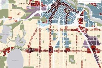 El uso del suelo en la ciudad del futuro