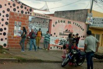 Presencia policial en locales partidarios de Concordia disparó versiones encontradas
