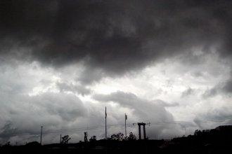 Renovaron el alerta para Entre Ríos por tormentas fuertes y severas