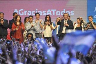 Tras el triunfo del Frente de Todos, Urribarri halagó a Fernández y Kirchner en las redes