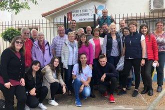 Asociación Valais Argentina en Colón: Enseñando el idioma y acrecentando los vínculos