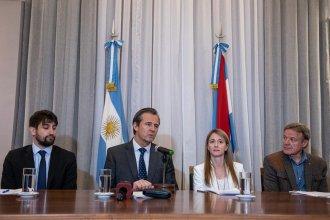 Bahl denunció a Varisco ante la Justicia por fraude y malversación de fondos