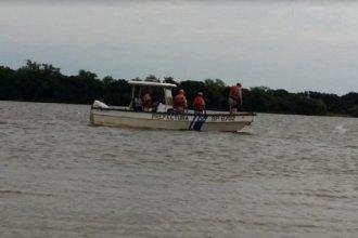 Buscan intensamente a una adolescente que cayó al río Paraná