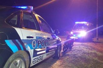 Policía Federal logró rescatar a una menor víctima de trata en el ingreso a Chajarí