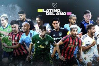 Llegó esta temporada y ya es candidato al premio de mejor jugador latino de la MLS
