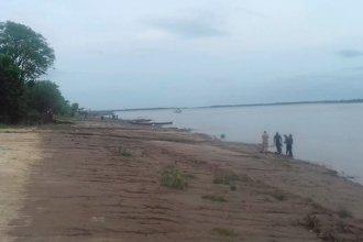 Retomaron la búsqueda de la adolescente que cayó al río Paraná