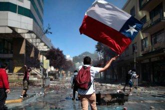 El pueblo chileno, cansado de los atropellos de la clase política